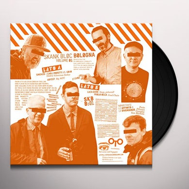 SKANK BLOC BOLOGNA VOL 1 / VARIOUS Vinyl Record