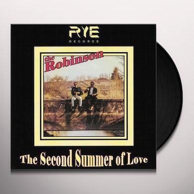 Robinson SECOND SUMMER OF LOVE Vinyl Record