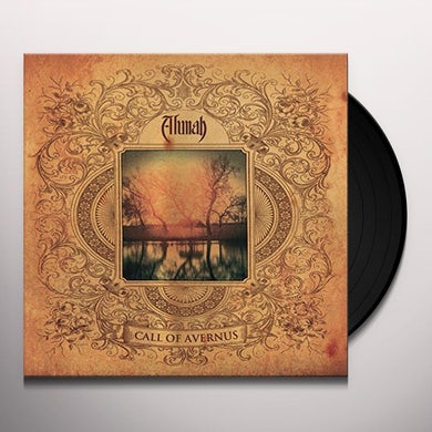 Alunah CALL OF AVERNUS Vinyl Record
