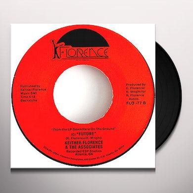 Keither Florence & The Associates FUTURE Vinyl Record