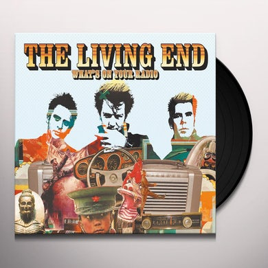 The Living End WHAT'S ON YOUR RADIO Vinyl Record