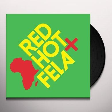 Red Hot + Fela Vinyl Record