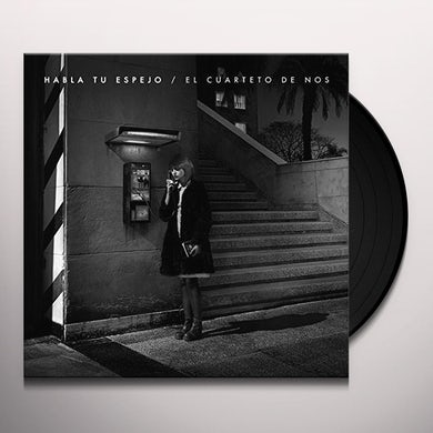 Cuarteto de Nos HABLA TU ESPEJO Vinyl Record