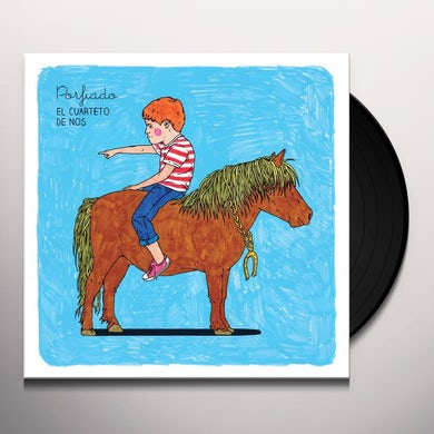 Cuarteto de Nos PORFIADO Vinyl Record