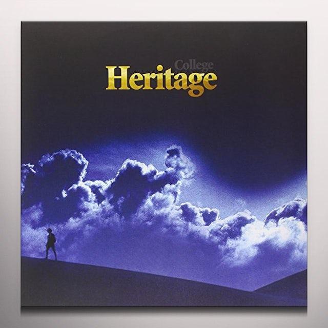 College HERITAGE Vinyl Record - Colored Vinyl