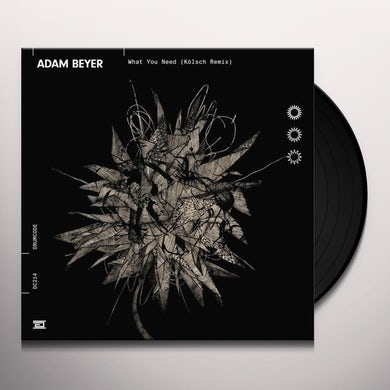 Adam Beyer WHAT YOU NEED (KOLSCH REMIX) Vinyl Record