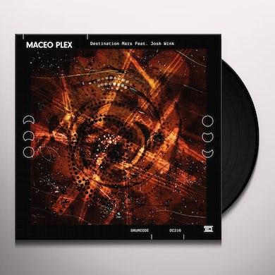 Maceo Plex DESTINATION MARS Vinyl Record