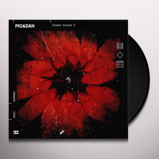 Pig & Dan TUNNEL VISION 1 Vinyl Record