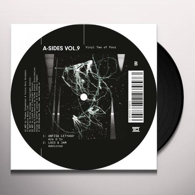 A-Sides Vol. 9: Part 4 / Various