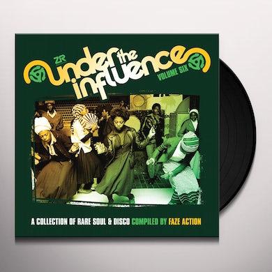 Faze Action COLLECTION OF RARE SOUL & DISCO Vinyl Record