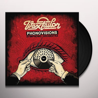 PHONOVISIONS SYMPHONIC ORCHESTRA Vinyl Record