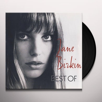Jane Birkin BEST OF Vinyl Record