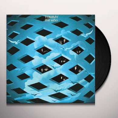 The Who Tommy (2 LP) Vinyl Record
