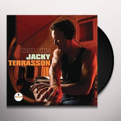 Jacky Terrasson TAKE THIS Vinyl Record