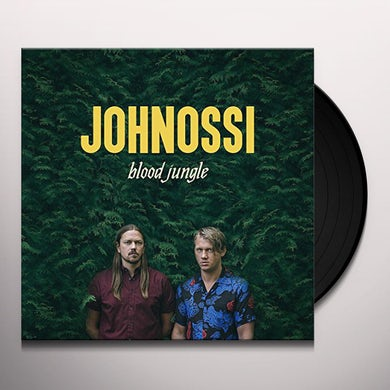 Johnossi BLOOD JUNGLE Vinyl Record
