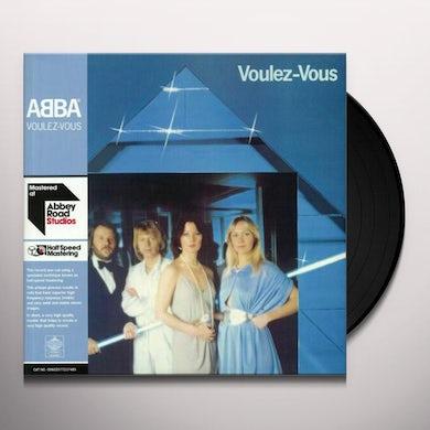Abba VOULEZ VOUS: HALF SPEED MASTER Vinyl Record