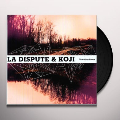 La Dispute NEVER COME UNDONE Vinyl Record
