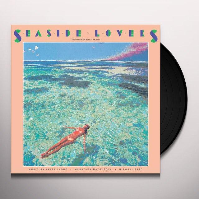 Seaside Lovers MEMORIES IN BEACH HOUSE Vinyl Record