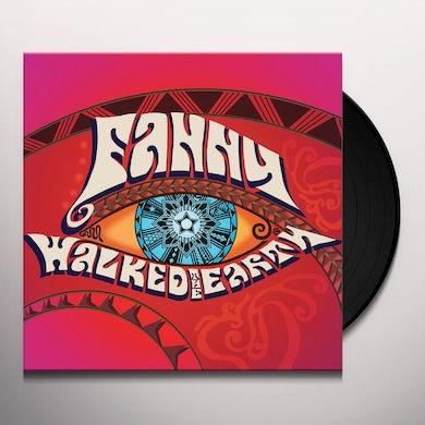 FANNY WALKED THE EARTH Vinyl Record