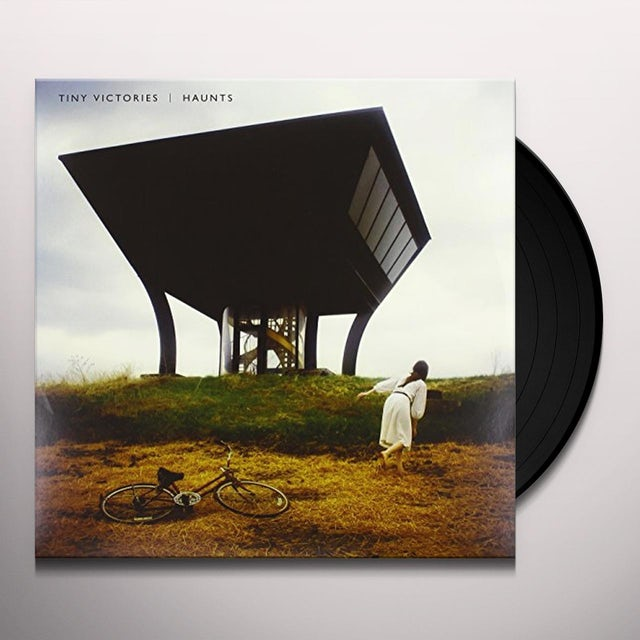Tiny Victories HAUNTS Vinyl Record