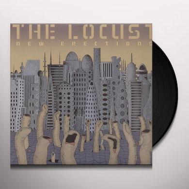 Locust NEW ERECTIONS Vinyl Record