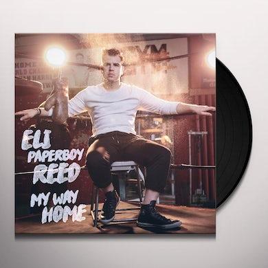 Eli Paperboy Reed MY WAY HOME Vinyl Record
