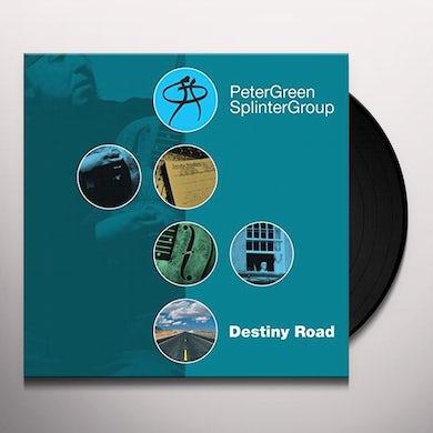 Peter Green DESTINY ROAD Vinyl Record