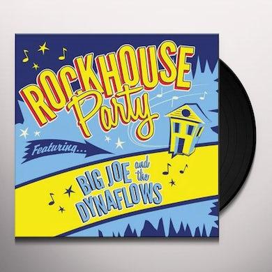 Big Joe &  & The Dynaflows ROCKHOUSE PARTY Vinyl Record