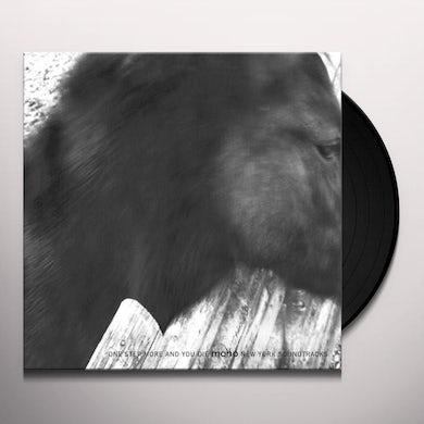 Mono NEW YORK SOUNDTRACKS Vinyl Record