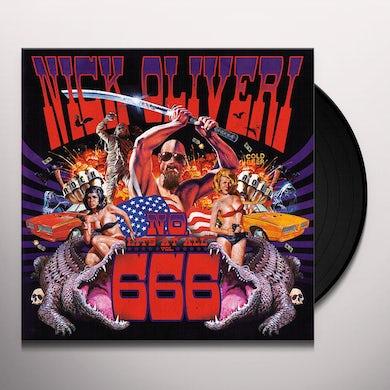 Nick Oliveri N.O. Hits At All Vol. 666 Vinyl Record
