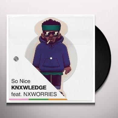 SO NICE Vinyl Record