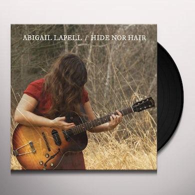 Abigail Lapell HIDE NOR HAIR Vinyl Record