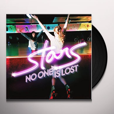 Stars NO ONE IS LOST Vinyl Record - Canada Release