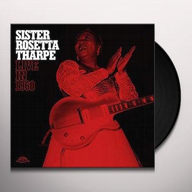 Sister Rosetta Tharpe Live in 1960 Vinyl Record
