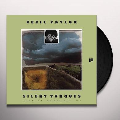 Cecil Taylor SILENT TONGUES Vinyl Record