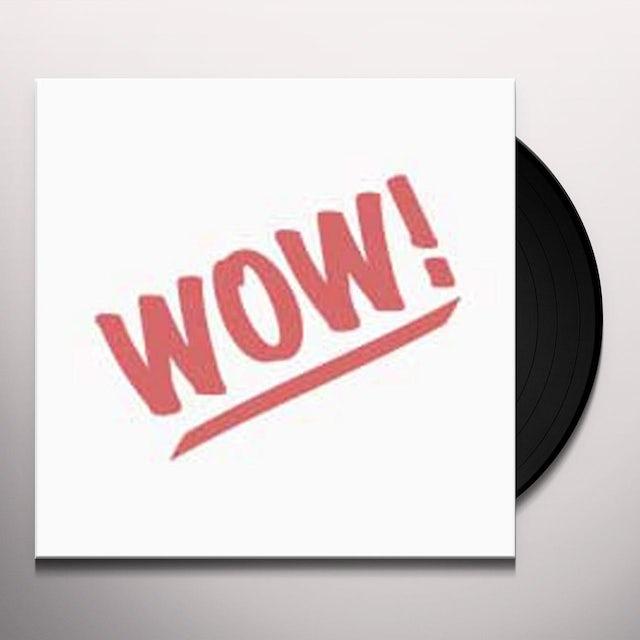Peabody & Sherman WOW Vinyl Record