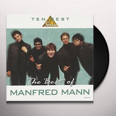 Manfred Mann  BEST OF Vinyl Record