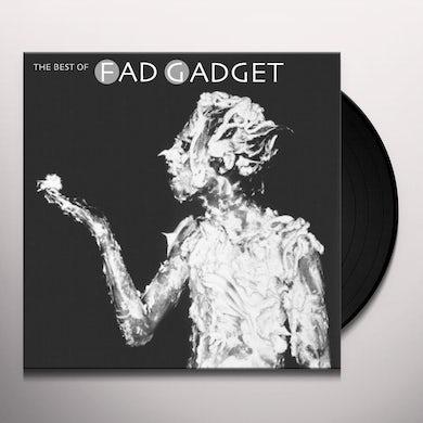 BEST OF FAD GADGET Vinyl Record