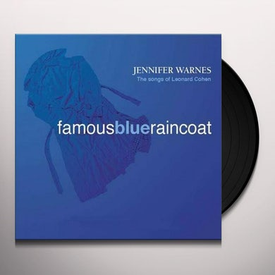 Famous Blue Raincoat Vinyl Record