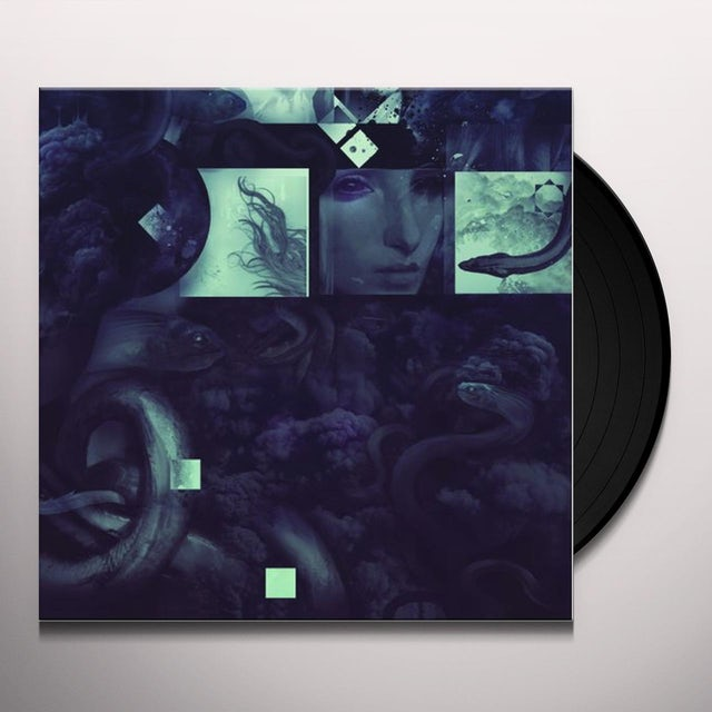 Vildhjarta THOUSANDS OF EVIL Vinyl Record