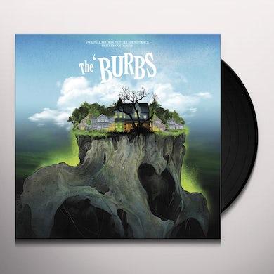 Jerry Goldsmith THE BURBS Vinyl Record