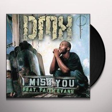 Dmx I MISS YOU Vinyl Record