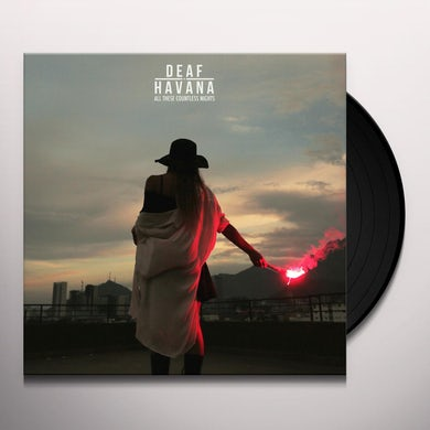 Deaf Havana ALL THESE COUNTLESS NIGHTS (REWORKED) Vinyl Record