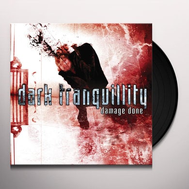 Dark Tranquillity DAMAGE DONE Vinyl Record