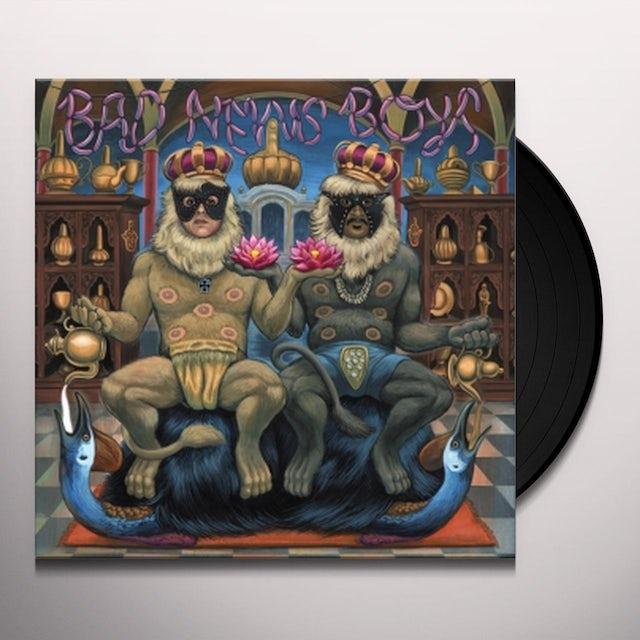 The King Khan & BBQ Show BAD NEWS BOYS Vinyl Record