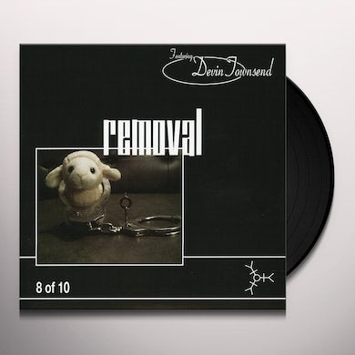 Removal 8 OF 10 Vinyl Record