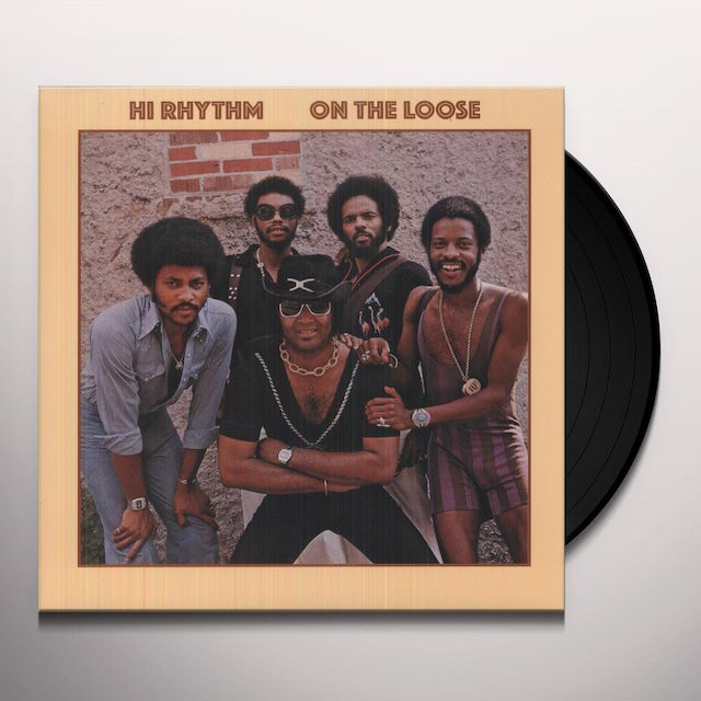 Hi Rhythm Section ON THE LOOSE Vinyl Record