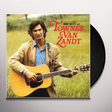 BEST OF TOWNES VAN ZANDT Vinyl Record