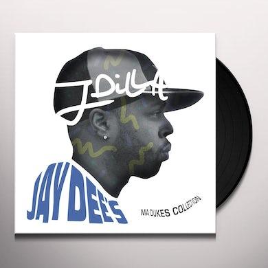 J Dilla'S MA DUKES COLLECTION Vinyl Record