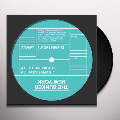 Atom Tm FUTURE NIGHTS Vinyl Record